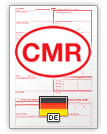 Internationalt fragtbrev CMR (english & deutsch)