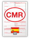 Internationalt fragtbrev CMR (english & español)